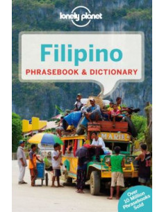 Lonely Planet Filipino (Tagalog) Phrasebook and Dictionary