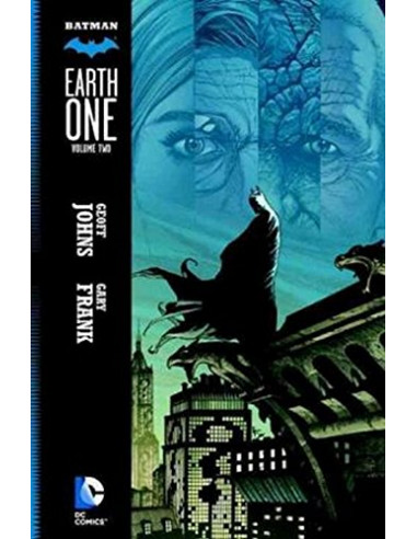 Batman: Earth One Vol 2