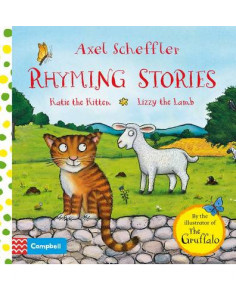 Rhyming Stories: Katie the Kitten and Lizzy the Lamb
