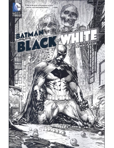 Batman: Black and White Volume 4