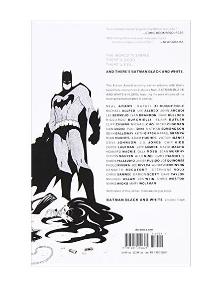 Batman: Black and White Volume 4
