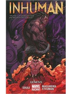 Inhuman: Volume 1