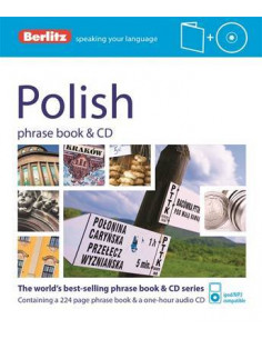 Berlitz Language: Polish phrase and CD