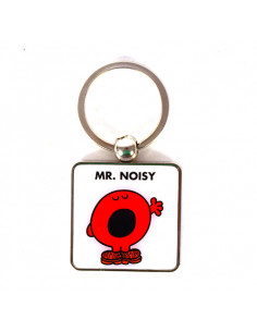 Keyring - Mr Noisy