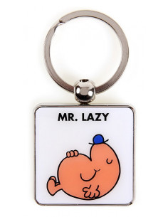 Keyring - Mr Lazy