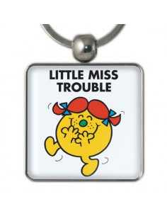 Keyring - Little Miss Trouble