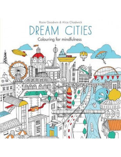 Colouring Book Dream Cities