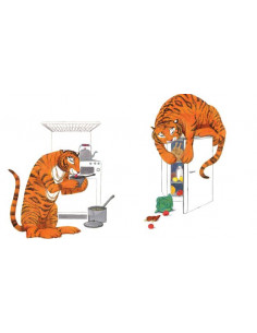 The Tiger Who Came to Tea + CD
