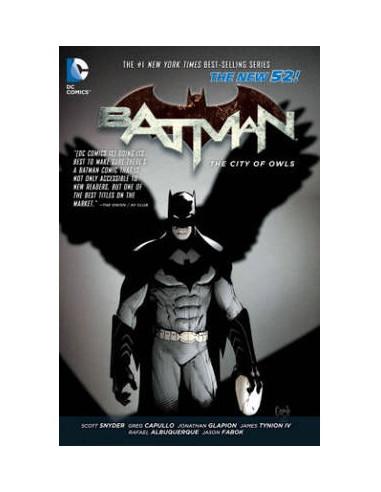 Batman: The City of Owls Volume 2