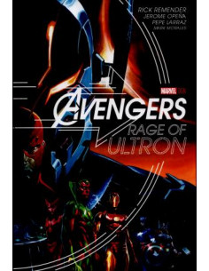 Avengers : Rage of Ultron