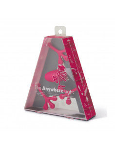 Lampka The Anywhere Light - Posey Pink