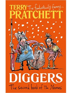 Diggers : The Second Book of the Nomes