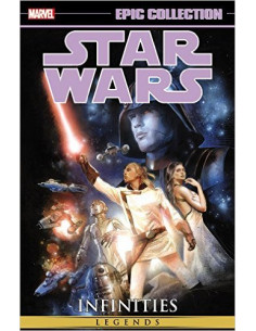Star Wars Epic Collection: Infinities