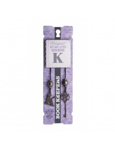 Zakładka - Letter K Book Keeper
