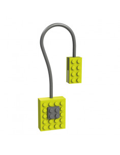 Lampka Block Light Aurora - Green