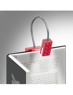 Lampka Block Light Neon - Red