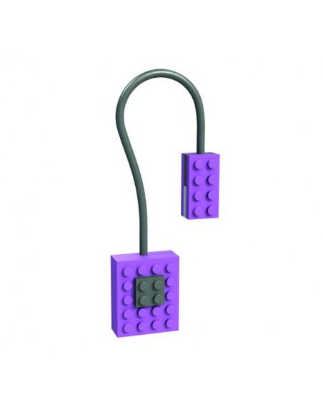 Lampka Block Light UV - Purple