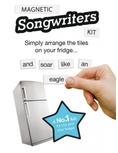Magnetic Songwriters Kit - Country