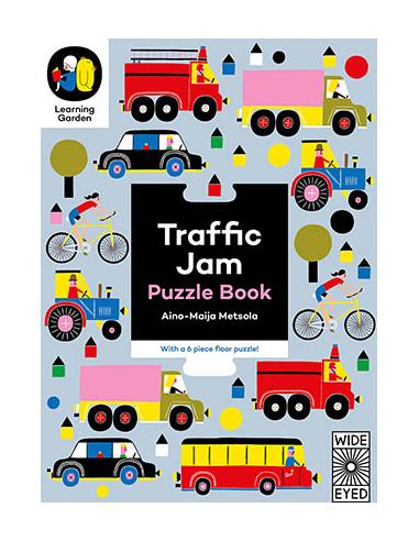 Traffic Jam : Puzzle Book