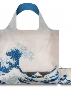 Torba. Hokusai The Great Wave