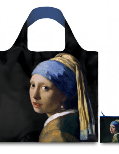 Torba. Johannes Vermeer Girl with a Pearl Earring