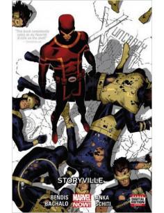 Uncanny X-Men Vol. 6: Storyville Premiere