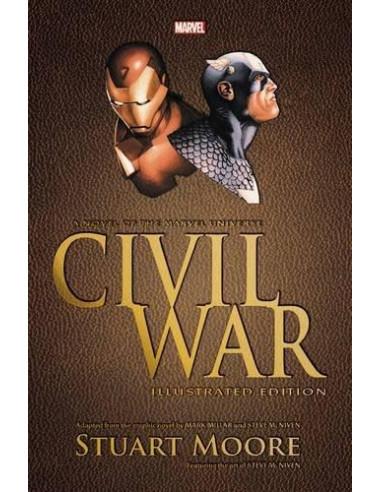 Civil War Illustrated Prose Novel