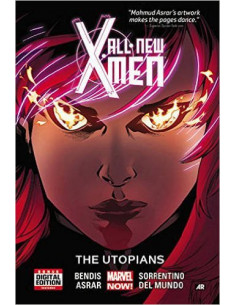 All-New X-Men: Utopians Volume 7