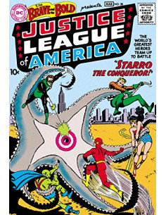 Justice League of America: The Silver Age Vol 1