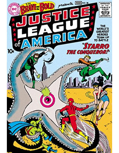 Justice League of America: The Silver Age Vol 1