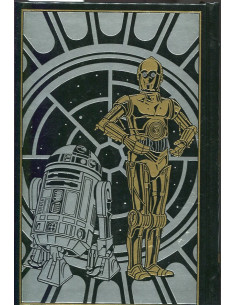 The Star Wars Trilogy Leatherbound Classics (Black Cover)