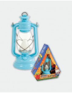 The Base Camp Reading Lamp - FESTIVAL BLUE