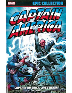 Epic Collection: Captain America Lives Again