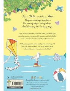 Belle & Boo Holiday Fun Sticker & Activity Book