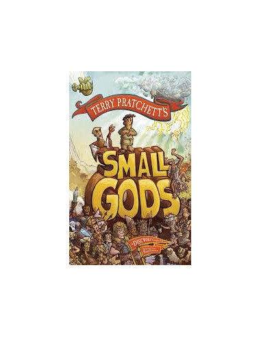 Small Gods : A Discworld Graphic Novel