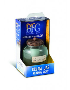 Lampka - The BFG Dream Jar Reading Light