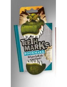 Zakładka - Teethmarks Bookmarks - T-Rex