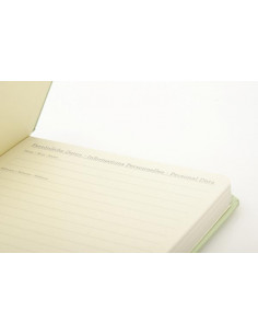 Dogs Green Journal Small