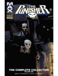 Punisher Max Complete Collection Vol. 1: Vol. 1