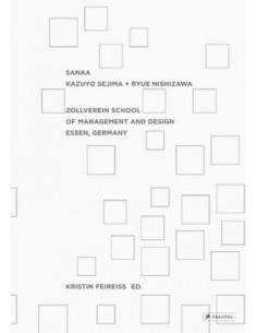 Sanaa: Kazuyo Sejima and Ryue Nishizawa : Zollverein School of Management and Design, Essen, Germany