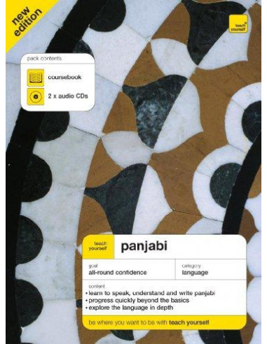Teach Yourself Panjabi +2CD