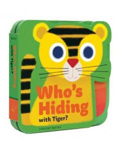 Who's Hiding in the Jungle?