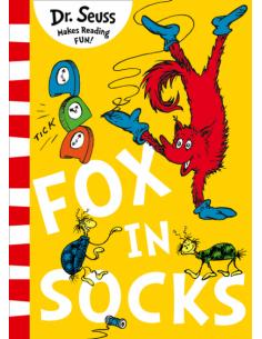 Fox in Socks: Green Back Book