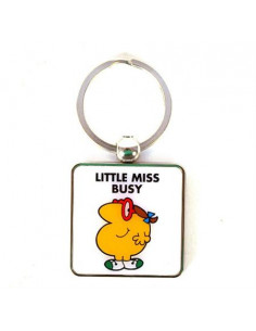 Keyring - Little Miss Busy