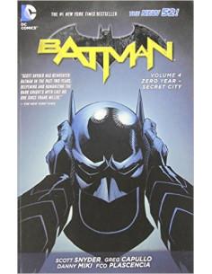 Batman: Zero Year - Secret City Volume 4