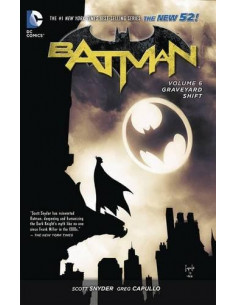 Batman: Graveyard Shift Vol 6
