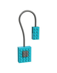 Lampka Block Light X-Ray - Blue