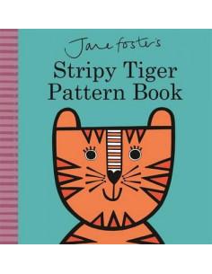 Jane Foster's Stripy Tiger Pattern Book
