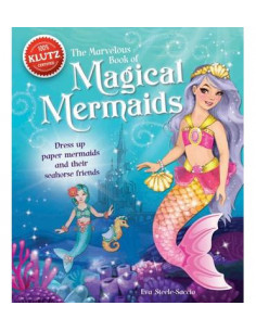 Klutz: The Marvelous Book of Magical Mermaids