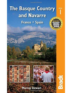 Bradt:The Basque Country and Navarre : France . Spain